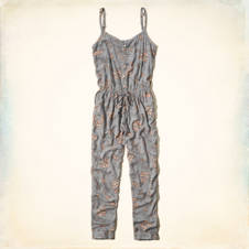 Bluffs Beach Jumpsuit