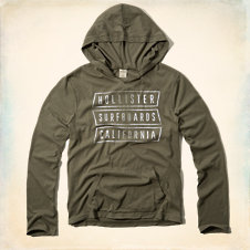 Hobson Park Hooded T-Shirt