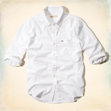 Shelter Islands Classic Fit Poplin Shirt