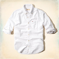 Seacliff Classic Fit Oxford Shirt