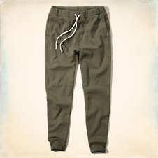 The Hollister Fleece Jogger Pants