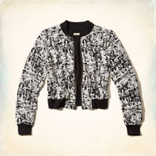 Embarcadero Soft Bomber Jacket