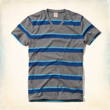 West Street V Neck T-Shirt
