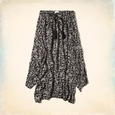 Seal Beach Midi Skirt