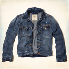 Dockweiler Beach Denim Jacket