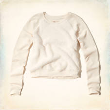 Seaside Reef Sherpa Sweatshirt