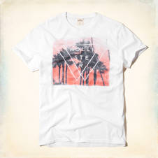 So Cal Logo Classic Fit Graphic T-Shirt