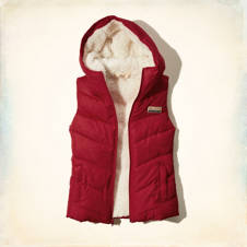 Bluffs Beach Puffer Vest