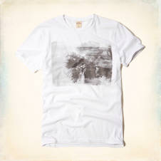 Photo Real Palm Graphic T-Shirt