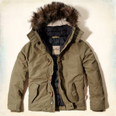 Newport Peninsula Toggle Parka