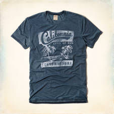 Burnout So Cal Graphic T-Shirt