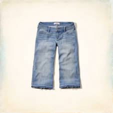 Hollister Gaucho Jeans