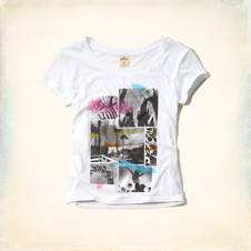 Hollister House Graphic T-Shirt