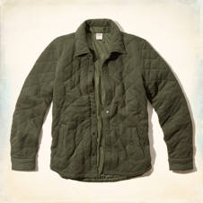 County Line Fleece Shirt Jacket
