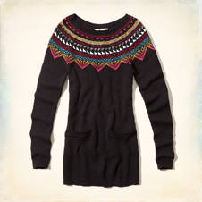 El Matador Sweater Dress