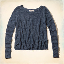 El Porto Beach Sweater