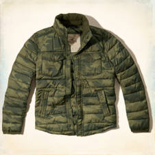 Manhattan Beach Puffer Jacket