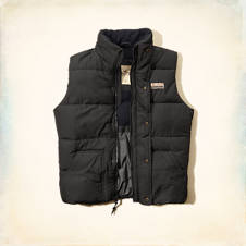 Pebbly Beach Vest