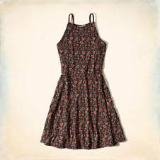 Hollister + Lucy Hale Dress
