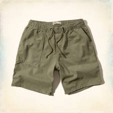 Hollister Drawstring Shorts