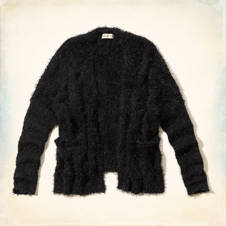 PC Highway Fuzzy Sweater
