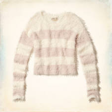 Little Harbor Fuzzy Sweater