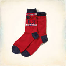 Holiday Casual Socks