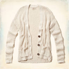 Monarch Beach Boyfriend Cardigan
