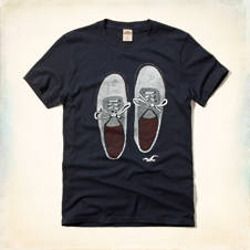 Sneakers Graphic T-Shirt