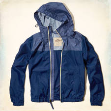 McGrath Beach Windbreaker Jacket