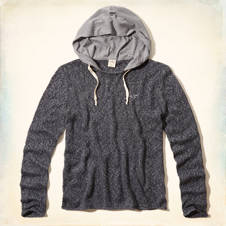Point Dume Hooded Sweater