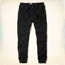 Hollister Classic Twill Joggers