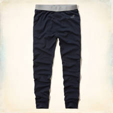 Hollister Jogger Sleep Pants