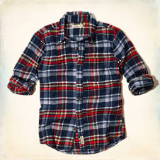 Broad Beach Flannel Shirt