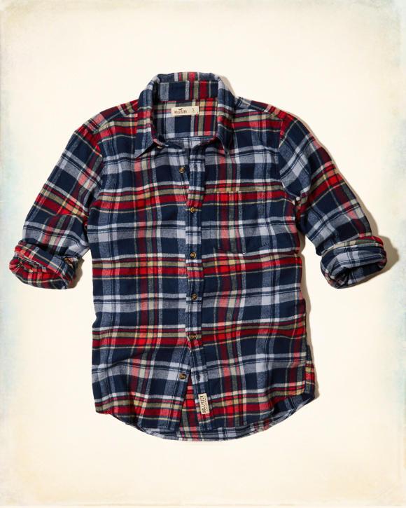 Hollister Modelli Camicie