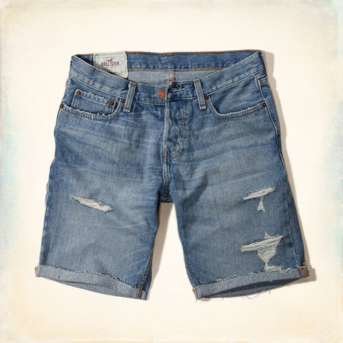hollister jean shorts - photo #25