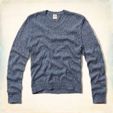 County Line V-Neck Sweater
