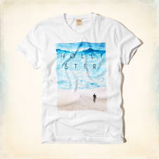 So Cal Surf Graphic T-Shirt