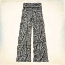 Moncarch Beach Knit Drapey pants