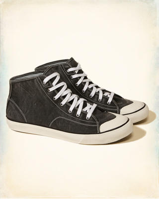 Hollister High Top Sneakers