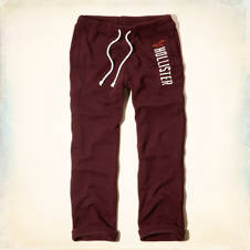 Hollister Classic Straight Sweatpants