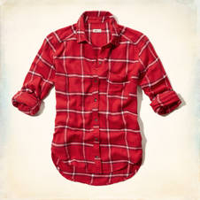 Ventura Beach Flannel Shirt