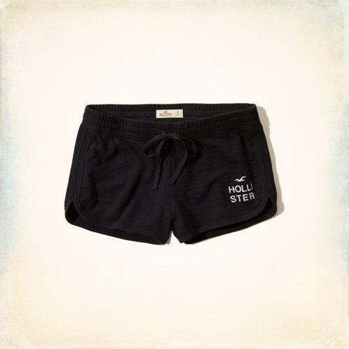 Hollister Curved Hem Shorts Hollister Curved Hem Shorts