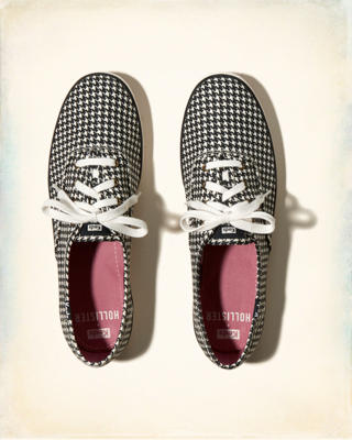 Hollister + Keds Champion Sneakers