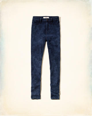 Hollister Supersoft Knit Jean Leggings