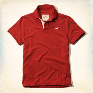 Classic Fit Pop Placket Polo