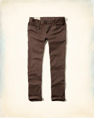 Hollister Skinny 5 Pocket Zipper Fly Pants