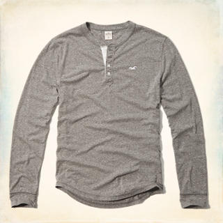 Pop Placket Henley