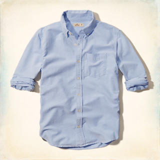 Uniform Oxford Shirt