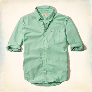Microcheck Pocket Shirt